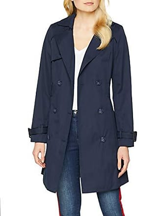 567 Coat taille Marine bleu Fabricant Femme Jhnv5 Nafnaf Trench Yw1qHYB