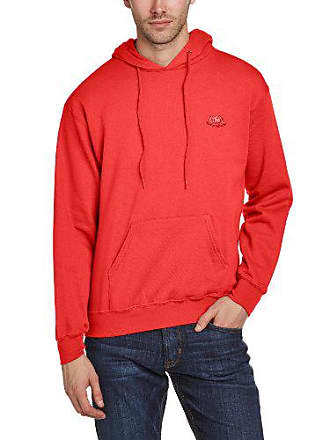 44 Pull Logo Loom borgoña The 46 Fruit Hooded Homme Of Rouge qXBw6xnUTR