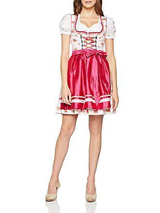 Stockerpoint Mujer 38 Dirndl Tradicional Paris rosa Rosa Vestido Austriaco 1Zp1r