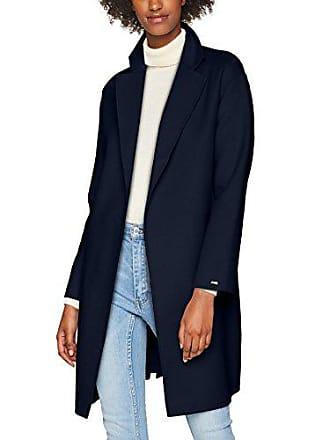 Fr Bleu Wool Tommy Hilfiger 443 Coatmanteau Carmen peacoat Femme 8v7xSxCqwZ