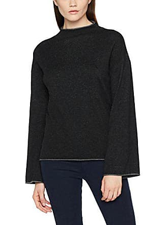 Suéter Para Mujer Edc Negro Esprit large By black 097cc1i012 X 001 yOAtPF