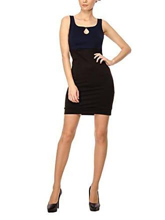 Chiusura tampone Vestido Pack Les Mujer Tubino Abito L nero Smanicato Con Goccia Sophistiquees A xZ7pqzXf