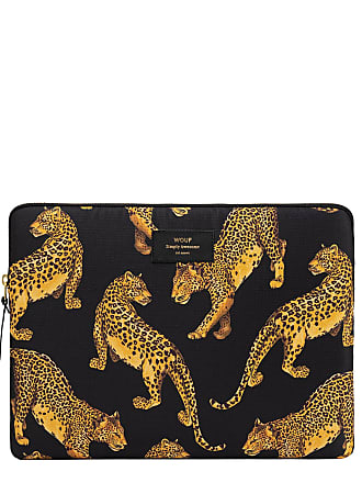 Leopard Housse Wouf Wouf Black 13 Housse NvO8nm0w