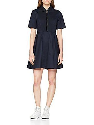 Bleu 38 Dress Katia midnight taille 36 Ss Fabricant Hilfiger Femme 403 Tommy Robe WgZEqYUwz