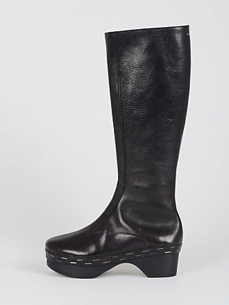 Maison Margiela Mm6 Boots 40 Size Leather OkXZPui