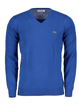 Cotone Blu Cotone Blu Girocollo Maglione Girocollo Lacoste Maglione vR4A5