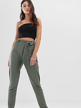 Waist Pantaloni Skinny Denim High Trouser Boohoo Cargo D9Y2HeWEI