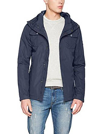 For mood Indigio M Crosshatch Blue Jacket Man Rainout zxAUEW1