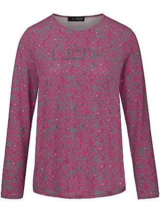 Shirt Met Roze Van Lange Looxent Mouwen SdRx0HqW
