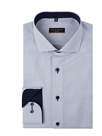 Business Fit Mit Slim Haifischkragen Eterna hemd EA8PPq