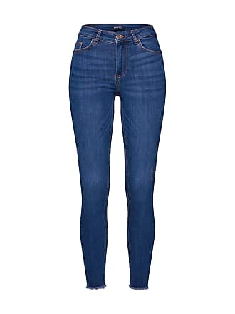 Mb Skn Denim Pieces Blauw Mw Pcdelly Noos Cr Jeans B184 T4Pnap