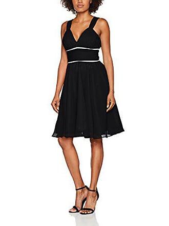 42 schwarz Femme Robe s Schwarz Astrapahl Co08008 6YUqzg