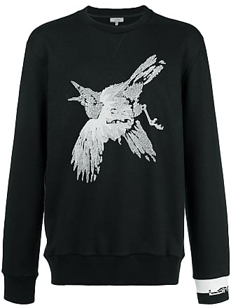 Sweatshirt Di Nero Embroidered Bird Colore Lanvin 0q5FYxxwp