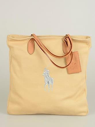 Bag Unica Ralph Size Lauren Canvas pUzSqMGV