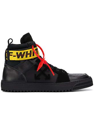 Di Colore Industrial Sneakers alte white Off Nero 0fOqn