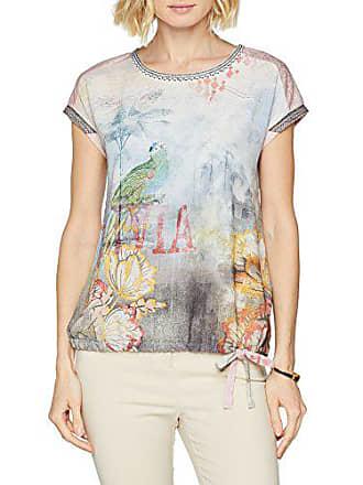 Gerry shirt Taifun Mujer By 38 4000 Druck Para Arm Weber T Camiseta spiced 2 1 Yellow FArq1FI