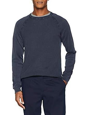 Jack Blazer Large Para Knit Azul Jprkyle Neck Crew Suéter By Hombre Premium amp; Jones Navy Owq5xRA