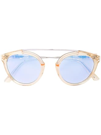 Leaning SunglassesMétallisé 2 Westward Browns Flower EWD2H9I