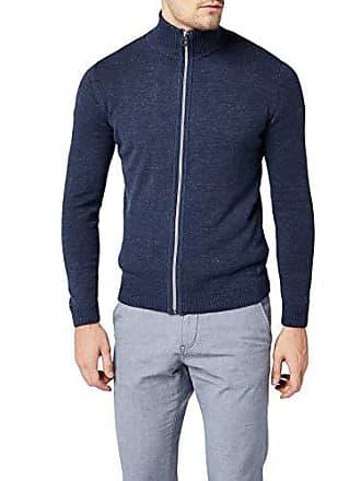 agate 6519 Basic Hombre Jacket Stone Tailor Azul Sudadera Tom Para up Small Blue Stand RCzWwB