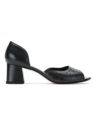 Leather Chofakian Pumps Leather Leather Noir Noir Sarah Sarah Sarah Pumps Chofakian Chofakian Fgzxqz