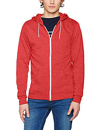 Xl Capuche Awdis Reh Zoodie Homme Heather Rouge red À Sweat wg4T8