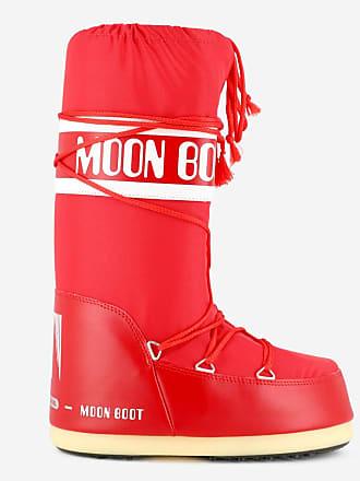 Boot Rouge Moon Après ski Nylon 46xdq