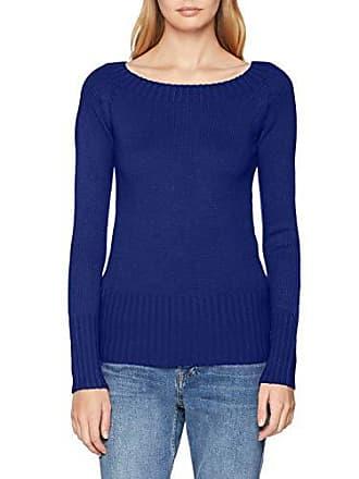 Large 25 blue Suéter Stcn34 Para Azul Inside Mujer T0AYzUq