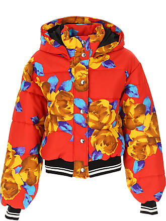 Msgm Polyamide For M 2017 Sale Women Red On Jacket 6UYr6Zqz
