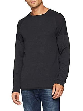 Blue 74645 Bleu Homme 20706288 dark Medium Navy Blend Pull YxCqvw06nU