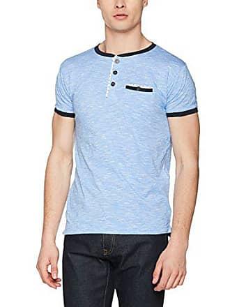 Para X Azul Hombre large Inside 3ecn70 Camiseta xHq7q0v
