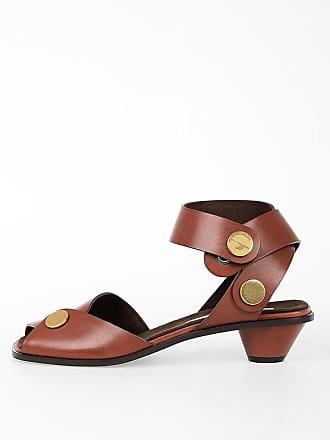 39 Faux Size Stella Sandals Mccartney Leather Cowper OP1q0