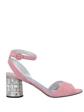 Con Sandalias Calzado Prada Prada Cierre Calzado UHqI77