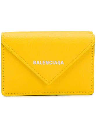 Mini Papier Balenciaga Mini Balenciaga Mini PortemonnaieGelb PortemonnaieGelb PortemonnaieGelb Balenciaga Papier Papier FKJ3l1cT