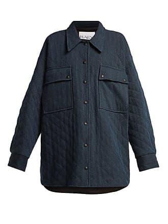 Denim JacketWomens Oversize Quilted Indigo Raey TJlFcu3K1