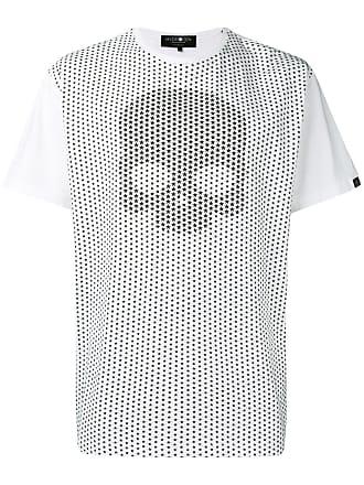 shirt à Hydrogen Imprimé Tête De MortBlanc T g7Yfyv6b