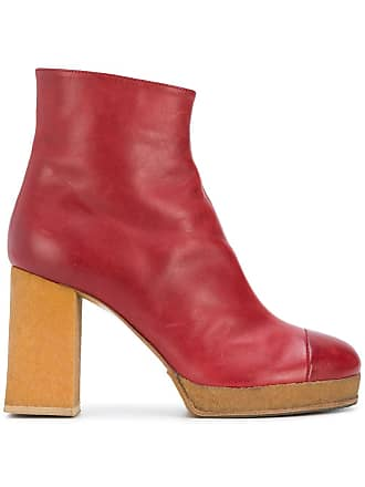 Platform Boots Chalayan Ankle Rouge Hussein 85Tqw