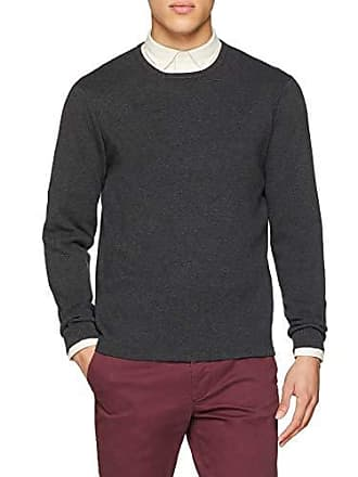 pewter Jersey 50817 Casual Large Pullover Grau Para Friday Mix Hombre 6W77EqYxw