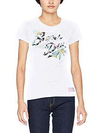 Entry optic Infill T Small Tee Femme shirt Stacker Blanc Superdry 01c xEUqw85