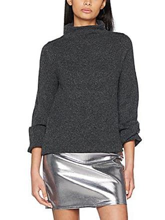 Ls Knit Vila TopFelpa Clothes DonnaRosadark Vispecific Grey n0wOP8kX