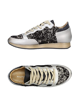 amp; Tennis Philippe Sneakers Basses Model Chaussures IwqtqBz