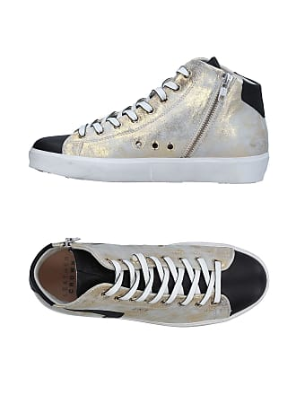 Sneakers Crown Leather Chaussures amp; Tennis Montantes OEwZxwdqp