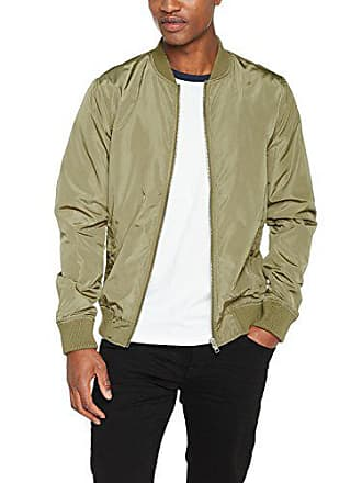 Jacket Miguel Produttore For Man Green Large Solid Bomber aloe l Taglia ESwdza
