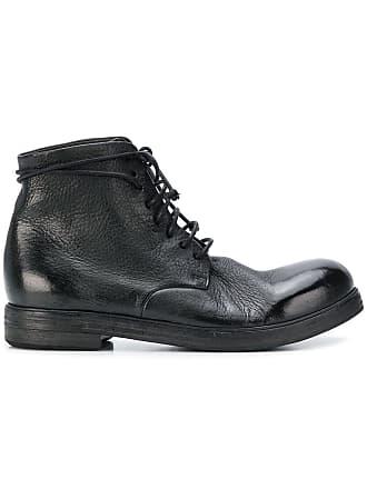 Noir Boots Ankle up Lace Marsèll RqIxvwnH4T