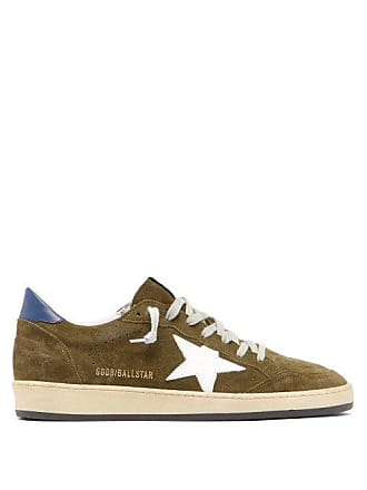 Golden Goose Star Basses Ball Daim En Baskets QoBdCeErxW