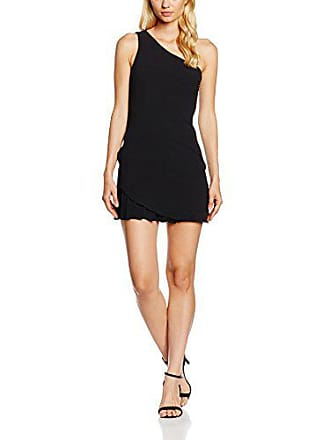 Negro Divide Para Mujer The Vestido Xs Finders XH85fwqgfn