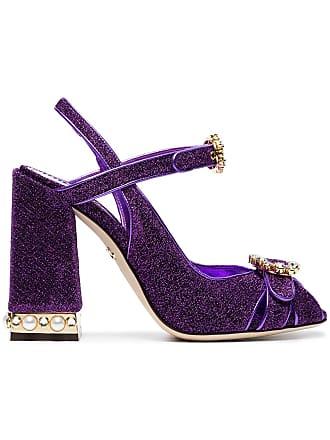 Dolce Sandales Gabbana Violet 105 amp; Bette wT6q1Sw