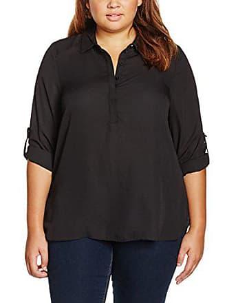 Femme Workwear Evans 46 noir Noir Blouse FEadwqaS