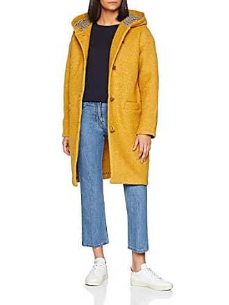 Large By 098cc1g026 700 Femme Esprit Edc Yellow Manteau amber Jaune zpZqw
