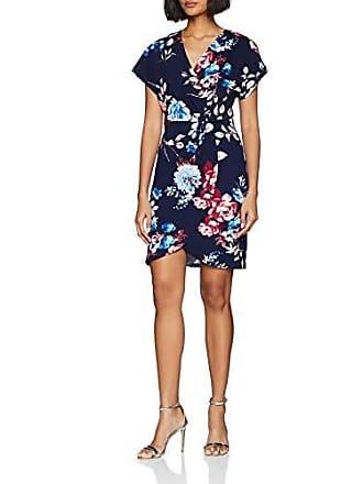 12 27 Wrap Para 40 Fabricante Dres Mujer navy Vestido Del Azul Mela talla wBqn7xpafn