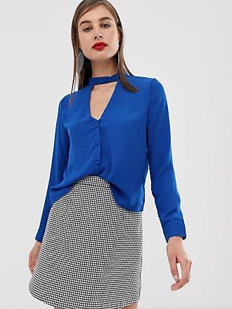 Rayas Anudado Camisa Y Diseño Unique21 De Cuello A Con IZqSq7Ow